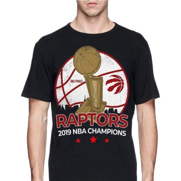 NBA 2019 Finals Champions Roster Toronto Raptors shirt