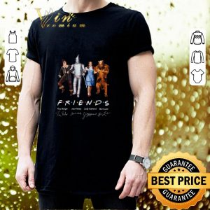 Nice The Wizard of Oz Friends Signatures shirt 2