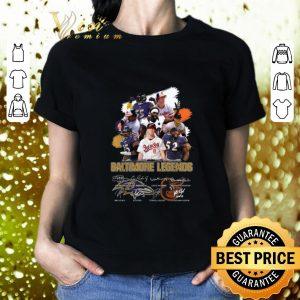 Premium Baltimore Legends signatures shirt