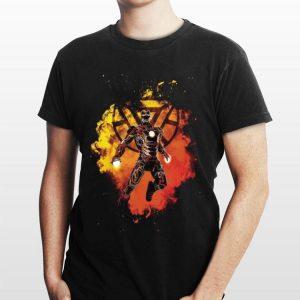 Soul of the Genius Iron Man shirt