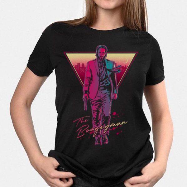 The Boogeyman John Wick shirt