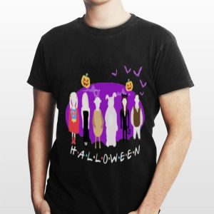 The One with the Halloween Party Halloween Friends shirt