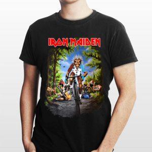 Tour De France 2019 Iron Maiden shirt