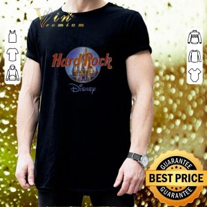 Awesome Hard Rock Cafe Disney shirt 2
