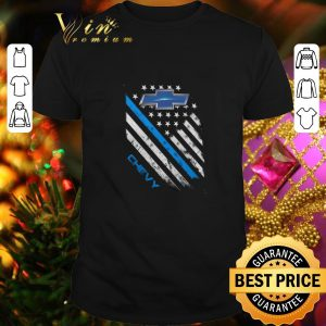 Best America flag Chevrolet Chevy shirt
