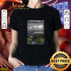 Best Black cat Metlife stadium player of the game Dallas Cowboys shirt