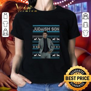 Best Winston Schmidt Judaism Son Ugly Christmas shirt