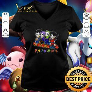 Cheap Friends Dragon ball Halloween shirt
