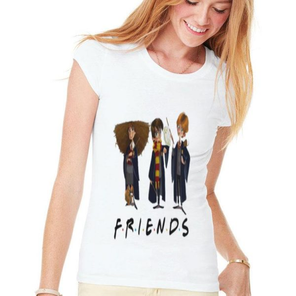 Harry Potter character friend Cat and Owl and Mouse shirt
