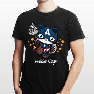 Hello Cap Captain America shirt