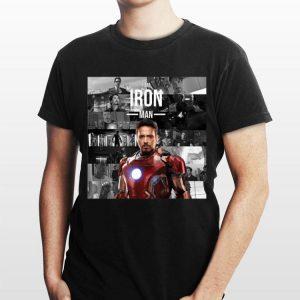 I Am Iron Man Best Of Iron Man Memories shirt