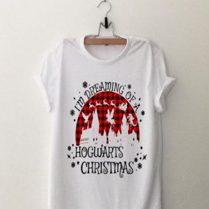 I'm Dreaming Of A Hogwarts Christmas shirt