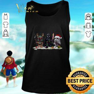 Jango Fett Darth Vader Stormtrooper Christmas shirt