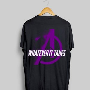 Marvel Avengers Endgame Whatever It Takes shirt