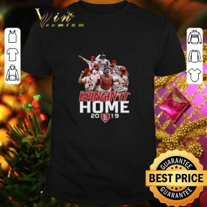 Official Bringin it home 2019 St Louis Cardinals shirt