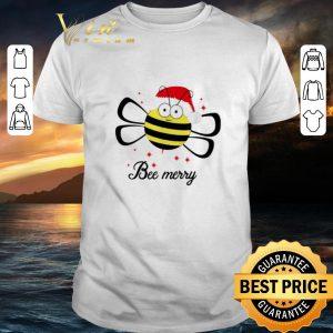 Pretty Bee Merry Christmas shirt
