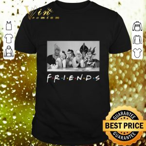 Pretty Maleficent characters Friends TV Shows Disney shirt