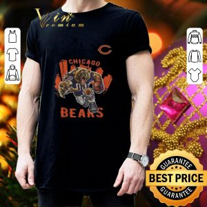 Pretty Mean Game Face Chicago Bears shirt 2