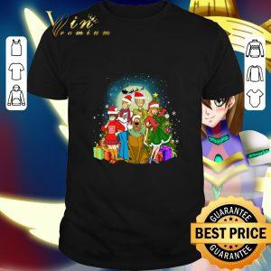 Pretty Scooby-Doo family Christmas shirt