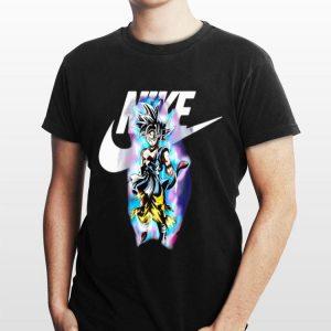 Son Goku Dragon Ball Nike shirt