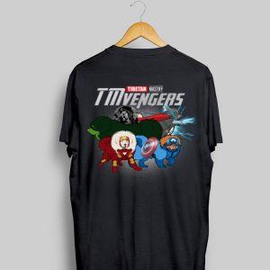 Tibetan Mastiff TMvengers Marvel Avengers Endgame shirt