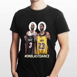 Wade and James One Last Dance shirt