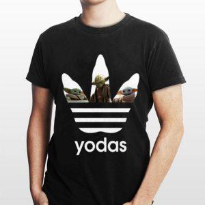 Adidas Yodas Star War shirt
