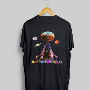 Astroworld Wish You Were Here shirt