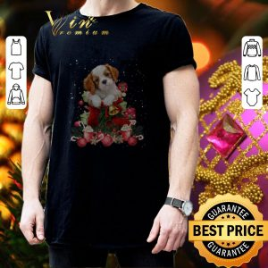 Awesome Cavalier King Charles Spaniel Gift Christmas shirt 2