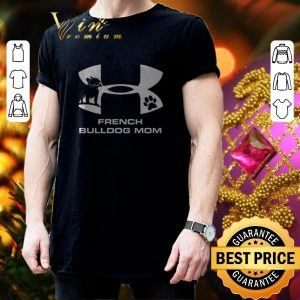 Awesome French Bulldog mom shirt 2