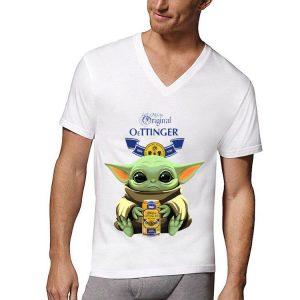 Baby Yoda Hug Marke Original Oettinger shirt