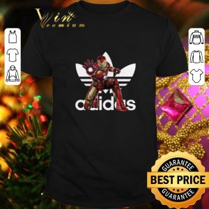 Best Adidas MCU Iron Man Marvel shirt