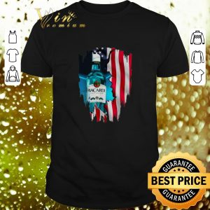 Best American flag Bacardi Superior 4th Of July independence day shirt