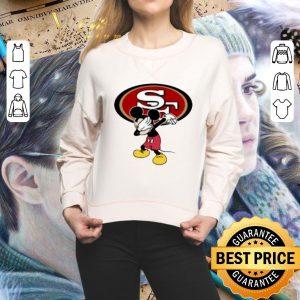 Best San Francisco 49ers Dabbing Mickey shirt