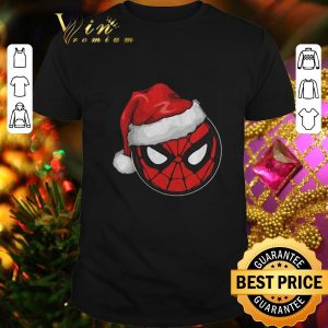 Best Santa Spider Man Christmas shirt
