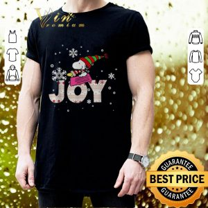 Best Snoopy Joy Woodstock Peanuts Christmas shirt 2