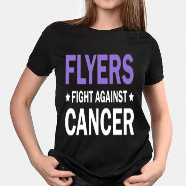 Flyers Fight Against Cancer Jersey shirt