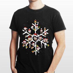 Harry Potter chibi snow Christmas sweater