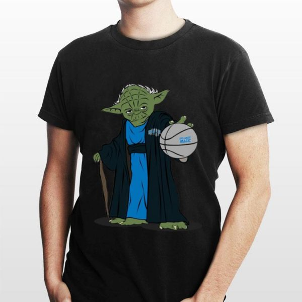 Master Yoda Orlando Magic shirt