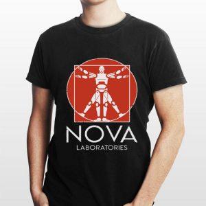 Nova Laboratories shirt