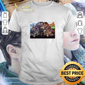 Pretty Characters Game Of Thrones Signatures shirt