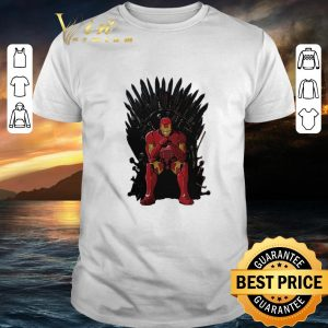 Pretty Game of Thrones Iron Man Avenger Endgame shirt