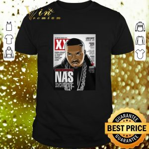 Pretty Hip Hop On A Higher Level Young N Ggaz With Attitude Nas shirt