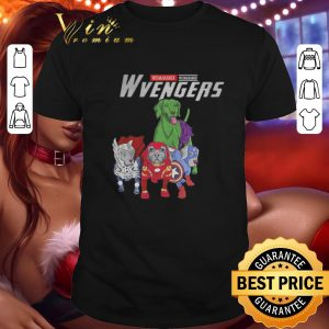 Pretty Marvel Wvengers Avengers Endgame Weimaraner shirt