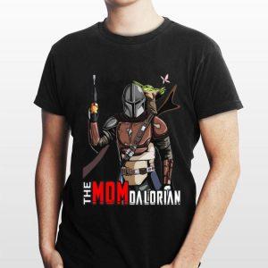 Star Wars The Momdalorian shirt