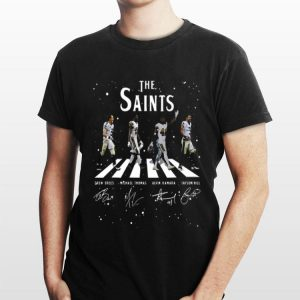 The Saints Abbey Road signature sweater