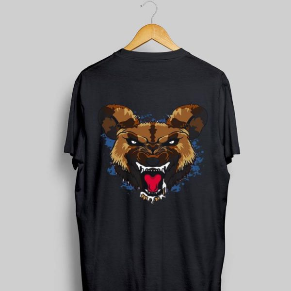 Wild Dog Lamar Jackson shirt