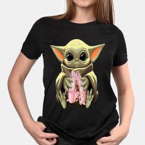 Baby Yoda Hug Ballet shirt