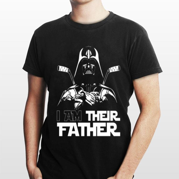 Darth Vader I Am Their Father Shirt Hoodie Sweater