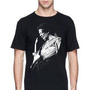 Jimi Hendrix Guitarist shirt